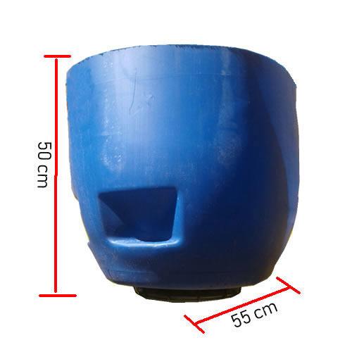 Tacho 100 litros hecho con tarrina sin manijas ventas for Tanque hidroneumatico 100 litros